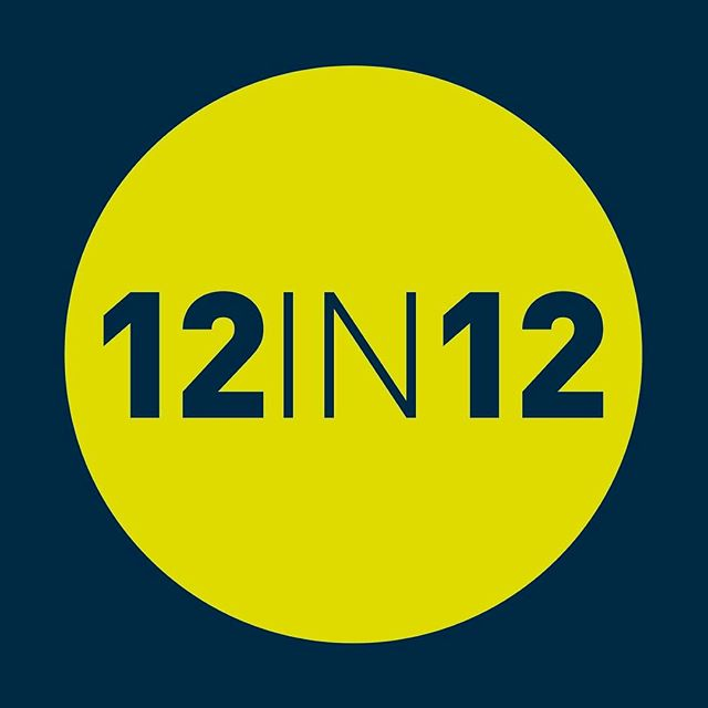 12in12 A logo revamp courtesy of the fantastic @weareputty