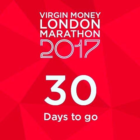 12in12 Not long to go #londonmarathon