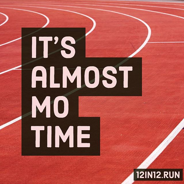 12in12 It's nearing Mo time #mofarah #worldathletics