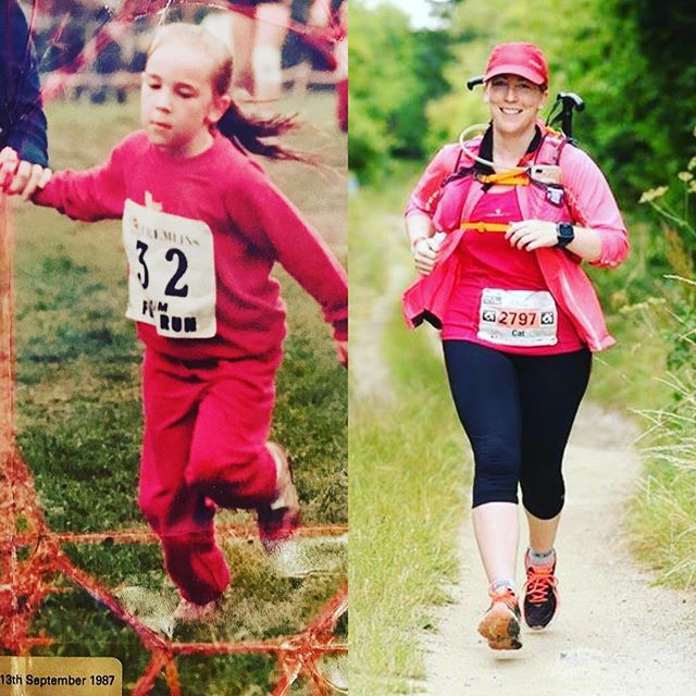 12in12 Our founder, @catwoods, from 5k to 100k in 30 years and still rocking the pink #throwbackthursday