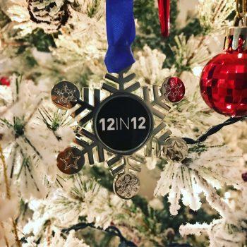#12in12xmas run every day in december