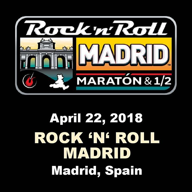 12in12 Good luck to everyone running today #madridmarathon #madridhalfmarathon